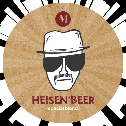Heisen'beer - la birra di Mascao