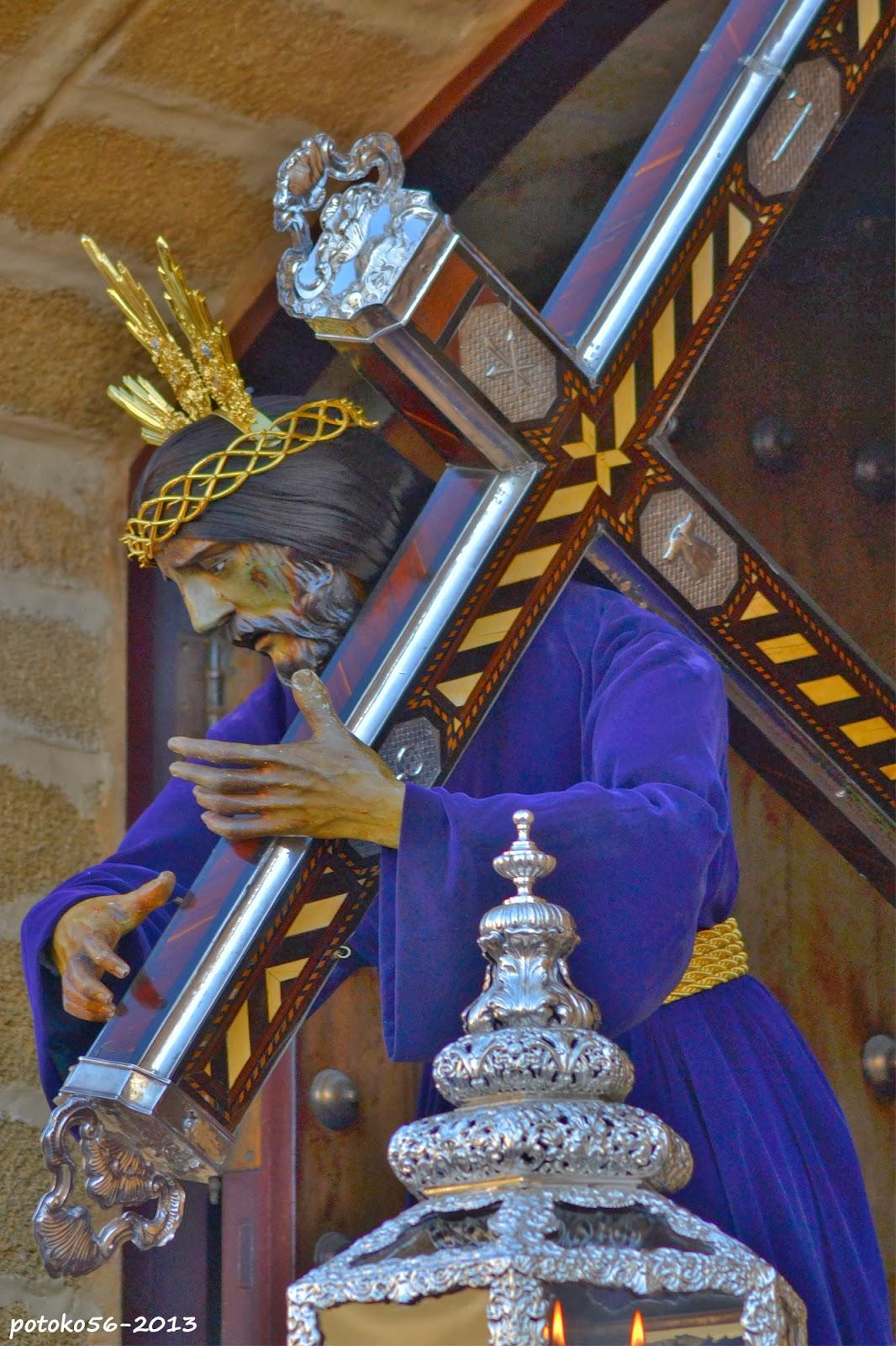 Salida de Ntro. Padre Jesús Nazareno Año de la Fe Rota