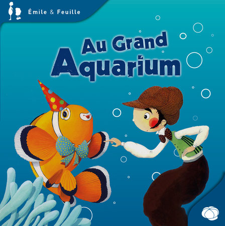 Au grand Aquarium - éditions Millefeuille