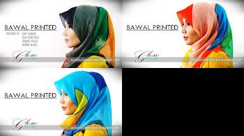 Bawal Printed