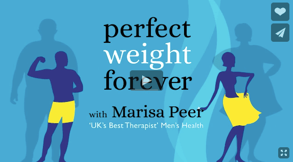 Click For Perfect Weight Forever with Marisa Peer
