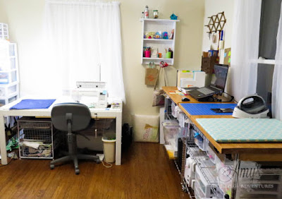 quilt studio honest craft room