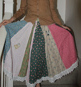 Circle Gypsy Patchwork  Skirt