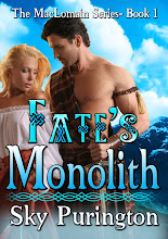 Fate&#39;s Monolith (The MacLomain Series- Book 1)