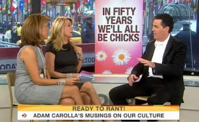 Kathy Lee, Gifford, Today Show, Adam Carolla, Hoda Kotb