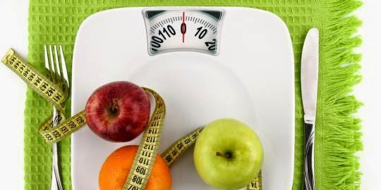 hilangkan berat badan