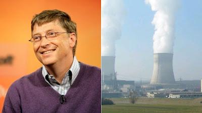 Bill Gates trabaja junto con China para construir un nuevo tipo de reactor nuclear
