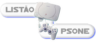 download Listão Jogos PS1 ( 0 – Z ): Playstation 1