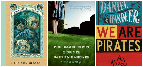 Daniel Handler Books