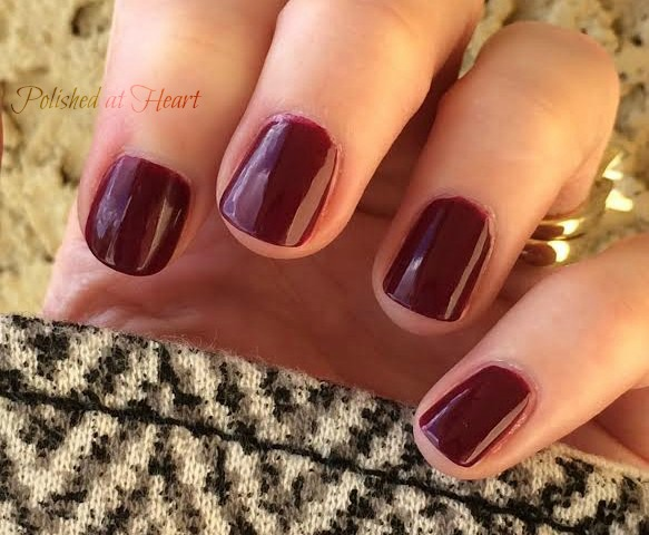 dark berry polish
