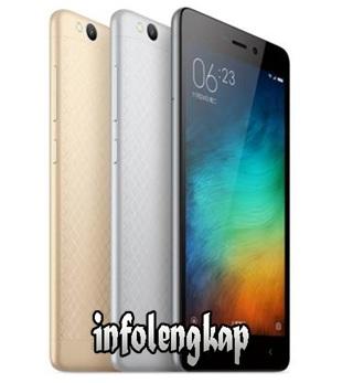Ternyata Xiaomi Redmi 3 Bakal Dijual Rp 1,5 Juta