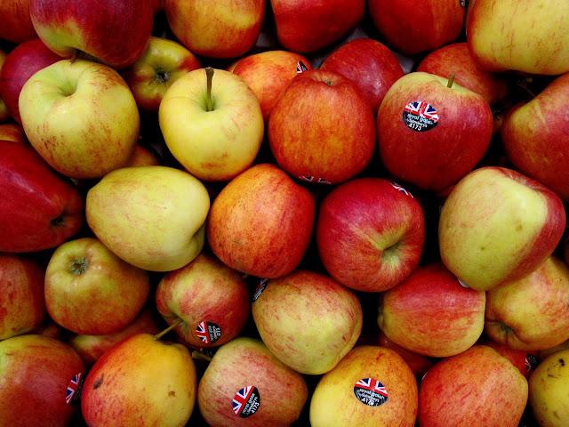 food, apples, globalisation
