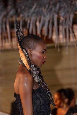 Mireille Nzoubou-Mpiga  Styliste