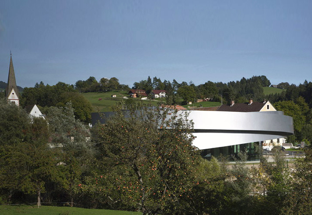 OFIS Architects, The Cultural Center Of European Space Technologies, Slovenia 