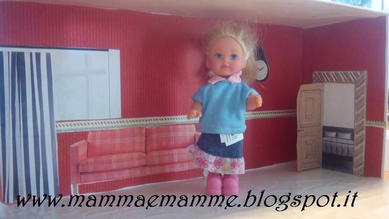 Mammaemamme la casa delle bambole for Ikea casa bambole