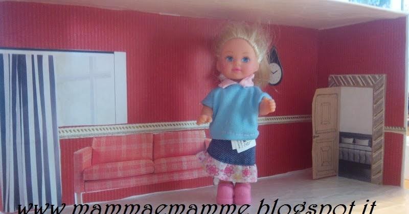Mammaemamme la casa delle bambole - Ikea casa bambole ...