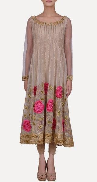 Farida Hasan Pret Collection 2014