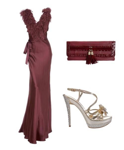 Bolsa Dourada Pode Usar De Dia : Guia de moda escolha seu vestido bolsa e sapato festa
