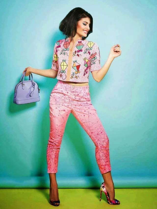 Jacqueline Fernandez Photoshoot — Verve India Magazine