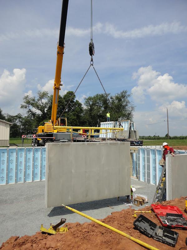 A e construction 39 s blog new hillsborough modular job for Superior foundation