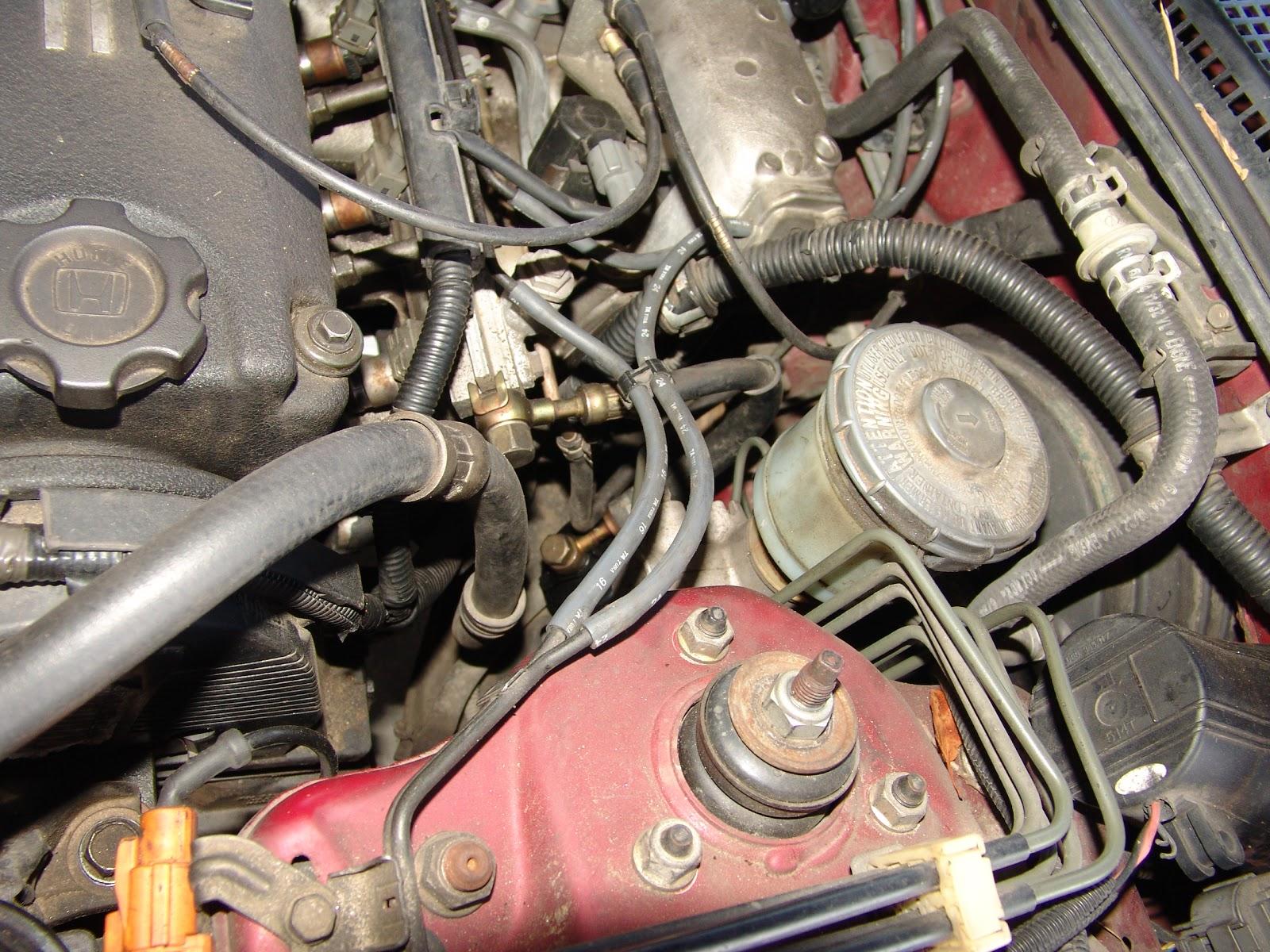 Honda 2003 Engine Stalling Problems