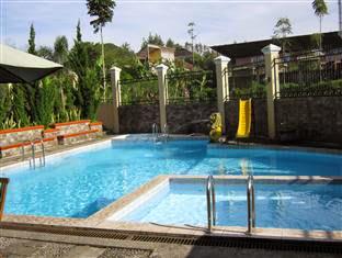 Hotel Murah Lembang - Villa Teratai Lembang