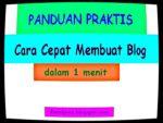 cara blogspot blogger