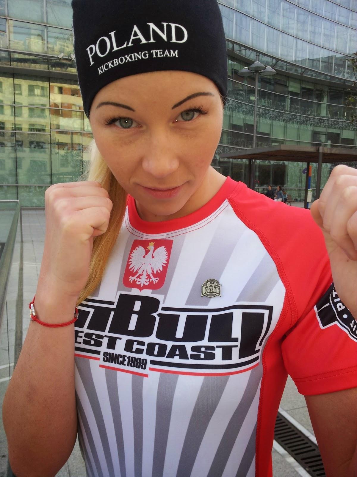 emilia.pro,treningi kobiet,kickboxing,mistrzostwa europy,bilbao,2014,full contact