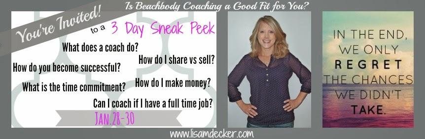Becoming a Beachbody Coach, Beachbody Coaching