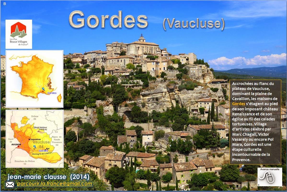 Gordes France  city photos : Parcourir la France.: GORDES. Vaucluse 84