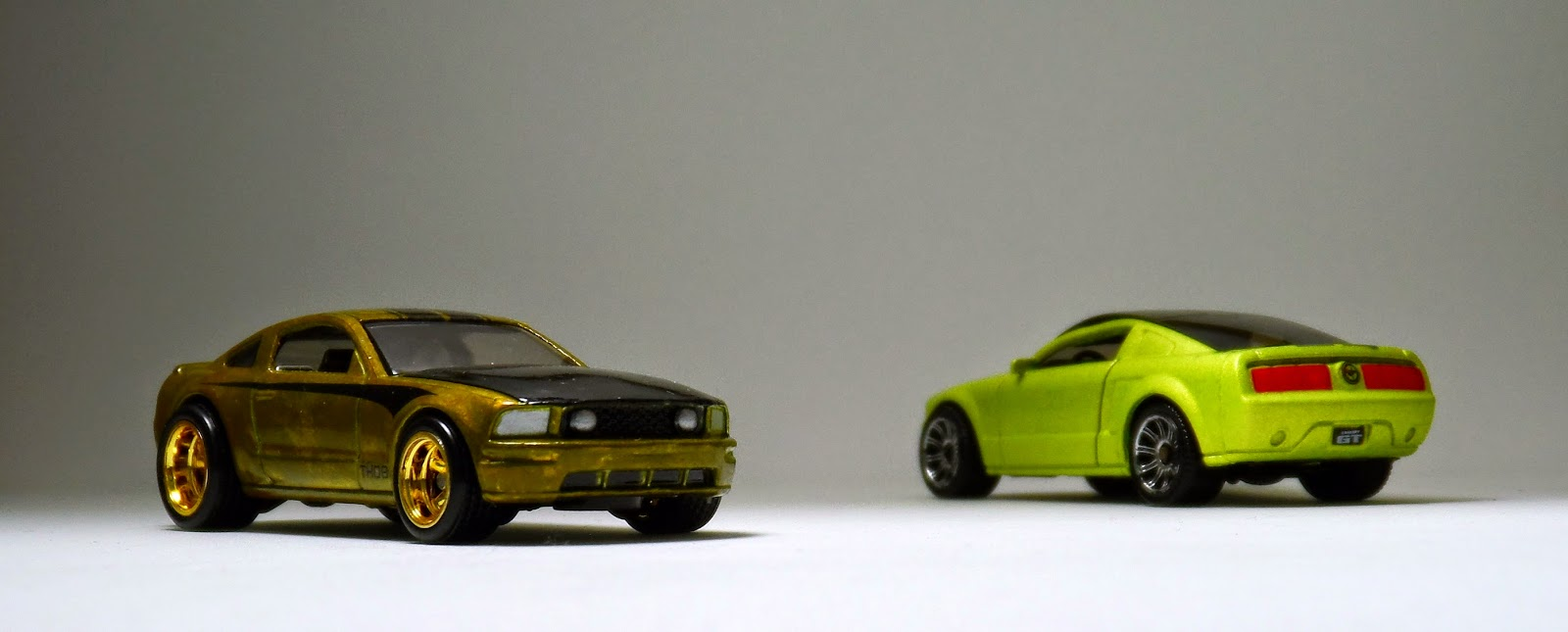 Especial Ford Mustang 50 anos - Parte III