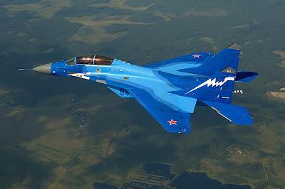 Mig 29KUB Fighter