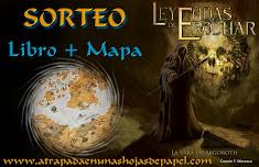 Sorteo activo - Libro + mapa