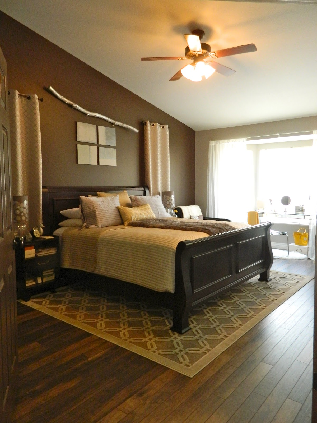 smitten by abigail mr and mrs smitten your suite is ready master bedroom reveal. Black Bedroom Furniture Sets. Home Design Ideas