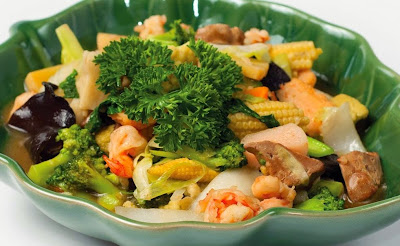 Resep Masakan Capcay Jamur Kuping Enak