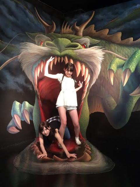 Amatsuka Moe 天使もえ, Sakura Yura さくらゆら Twitter Photos 06