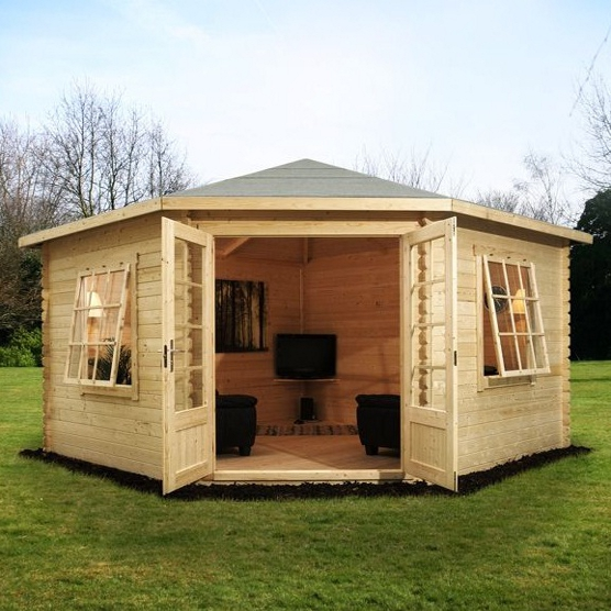 3x3 wood shed ~ The Shed Build
