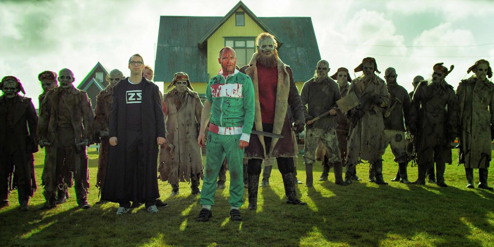 Død Snø 2 (aka Dead Snow 2) (2014)