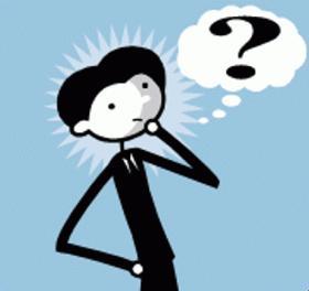 لماذا نحصل على عكس ما نرغب به دائما  - رجل يتعجب - علامة تعجب - question mark