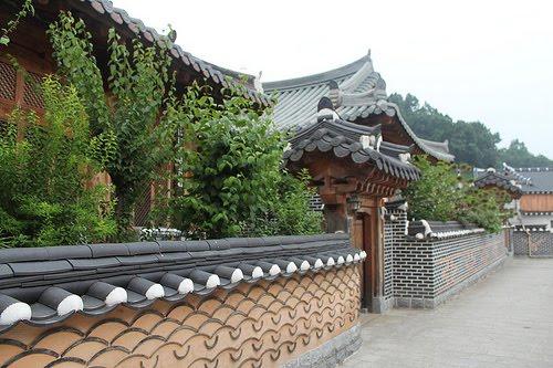 JEONJU HANOK VILLAGE  全州 韓屋 마을