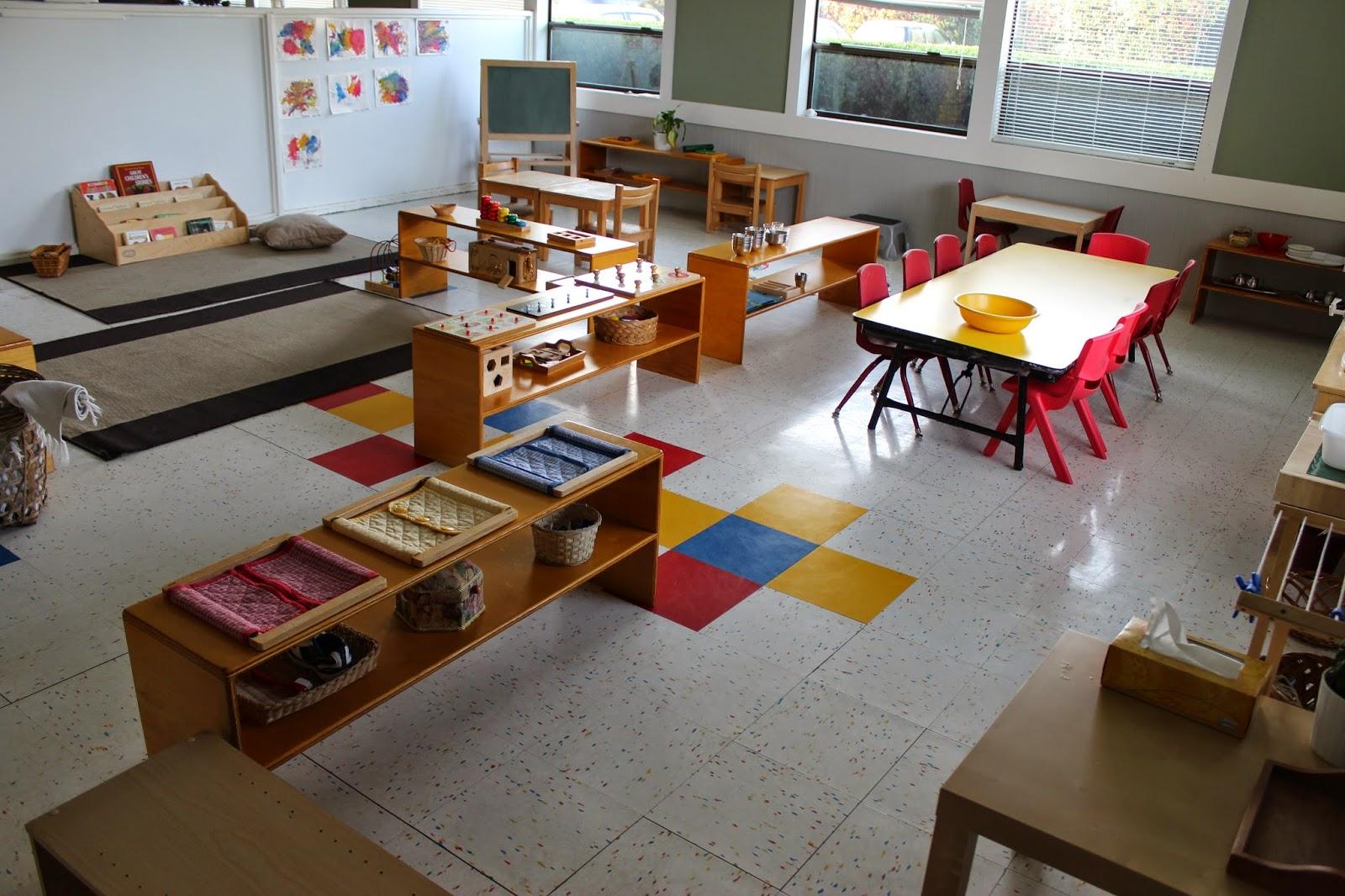 Classroom Environment Design Theory ~ Little genius montessori gresham or new toddler