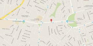 Ristorante Amicci mapa ubicacion