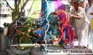 om banna motercycle video picture