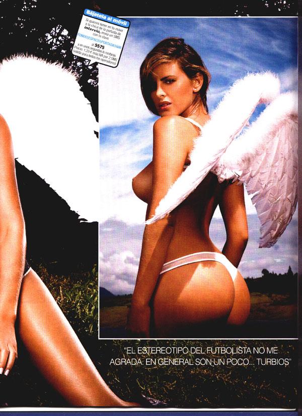 Fotos Mujeres Latinas Desnuda Lismar Bravo En Playboy Venezuela