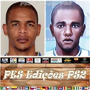 Fernando (Manchester City) Ex Porto PES PS2