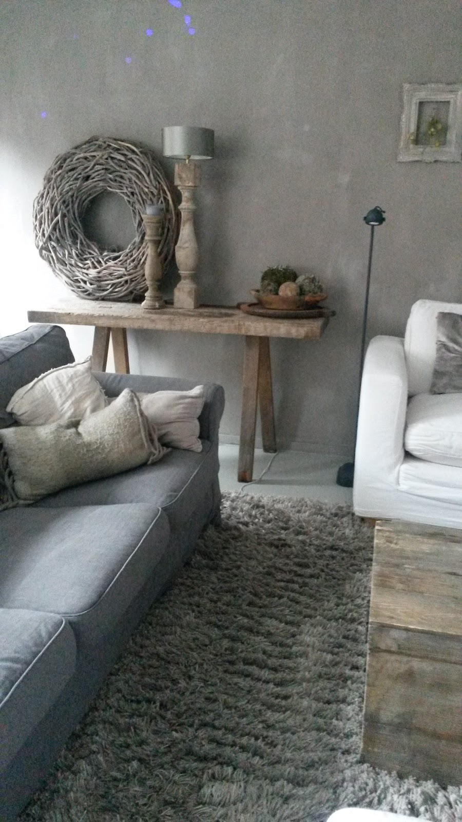 Meer dan 1000 idee n over landelijke stijl meubelen op pinterest franse plattelands stijl - Kamer buffet heeft houten eet ...