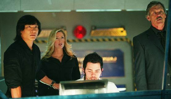 Timecop 2 Starring: Jason Scott Lee, Thomas Ian Griffith, with Mary Page Keller