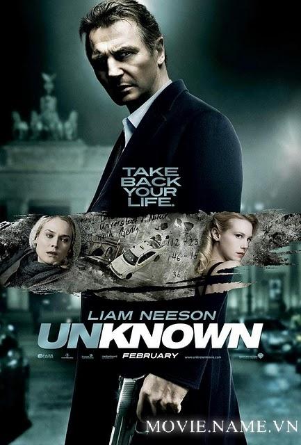 Unknown (2011) DVDRip 450MB Vietsub