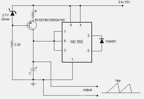 sawtooth-waveform-wave-generator-using-ne555-circuit