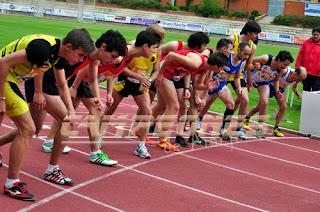 Atletismo Aranjuez Estadio El Deleite